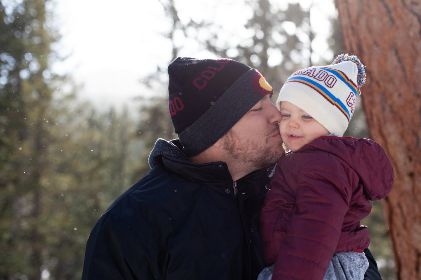 'Who's Taking Care of the Kids?' Is Finally a Question for Dads on the Trail, Too